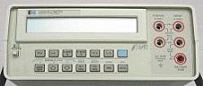 HP/AGILENT 3468A/BAT.OPT. MULTIMETER, 5.5 DIGITS, BATTERY OPTION